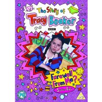 Tracy Beaker: Farewell From Me DVD
