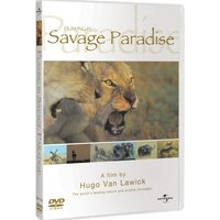Hugo Van Lawick: Playing In Savage Paradise DVD