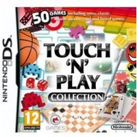 Touch and Play Collection Game