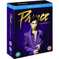 Image of Prince - Movie Collection Blu-ray