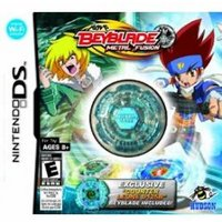 Beyblade Metal Fusion Game