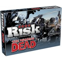 Risk The Walking Dead Edition Board Game