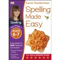 Spelling Made Easy Year 2 by Carol Vorderman (Paperback, 2014)