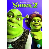 Shrek 2 (2018 Artwork Refresh) DVD