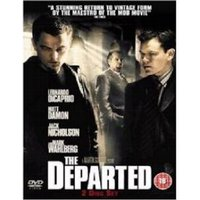 The Departed DVD