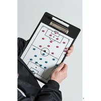 PT Soccer Coaches Double-Sided Clipboard