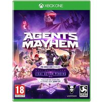 'Agents Of Mayhem Day One Edition Xbox One Game