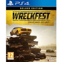 Wreckfest Deluxe Edition PS4 Game
