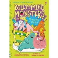Billy and the Mini Monsters Monsters Go Party! : 2