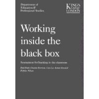 Working Inside the Black Box : Assessment for Learning in the Classroom