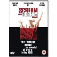 Scream And Scream Again DVD