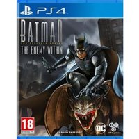 Batman The Telltale Series The Enemy Within PS4 Game
