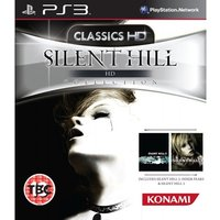 Silent Hill HD Collection Game