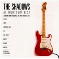 The Shadows At Their Very Best CD