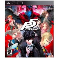 Persona 5 PS3 Game
