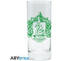 Harry Potter - Slytherin Glass
