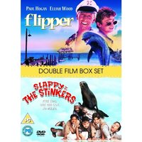 Flipper / Slappy and the Stinkers Double Pack DVD