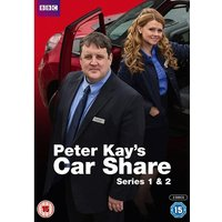 Peter Kay's Car Share Series 1 & 2 DVD