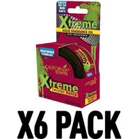 Twister Berry (Pack Of 6) California Scents Xtreme Cannister