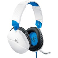 Turtle Beach Recon 70P White Gaming Headset for PS4, Xbox One, Nintendo Switch And