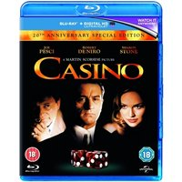 Casino - 20th Anniversary Edition Blu-ray UV