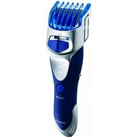 Panasonic ERGS60S Wet/Dry Washable Smooth & Clean Self Haircut Clipper UK Plug