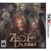 Zero Time Dilemma 3DS Game