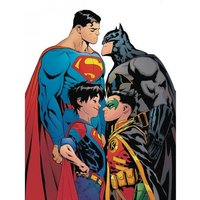 Superman Rebirth: Volume 2: Trial Of The Super Sons