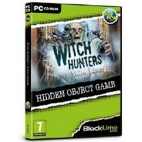 Witch Hunters Stolen Beauty Hidden Object Game for PC (CD-ROM)