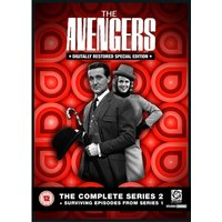 The Avengers: The Complete Series 2 and Surviving Episodes DVD