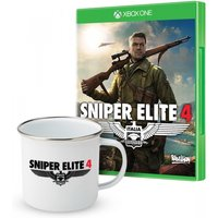 Sniper Elite 4 Limited Edition Xbox One Game (with Enamel Mug)