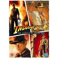Indiana Jones The Complete Collection DVD