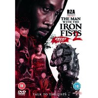 The Man With The Iron Fists 2 DVD