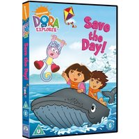 Dora the Explorer: Dora Saves the Day DVD