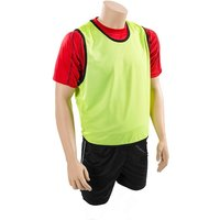 Image of Mesh Training Bib (Youth, Adult) Fluo Yellow Youths