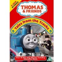 Thomas & Friends - Tales From The Tracks DVD