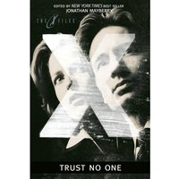 X-Files Trust No One Paperback