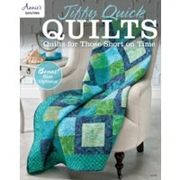 Jiffy Quick Quilts : Quilts for Those Short on Time