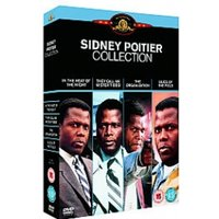 Sidney Poitier Collection - In The Heat Of The Night/Lilies Of The Field/The Organization/They Call Me Mr Tibbs! DVD