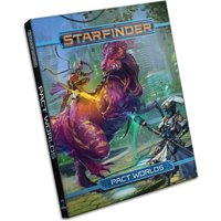 Starfinder Pact Worlds Board Game