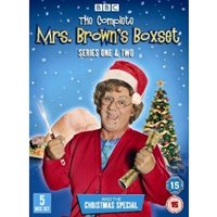 Mrs Browns Boys Complete (Series 1-2 + Christmas Special) DVD