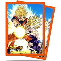 Ultra Pro Dragon Ball Sleeves: Father-Son Kamehameha (65 Sleeves)