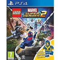 LEGO Marvel Super Heroes 2 Minifigure Edition PS4 Game