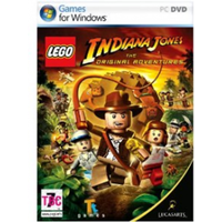 Lego Indiana Jones The Original Adventures Game