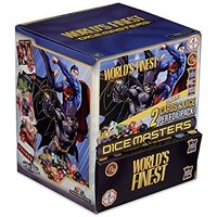 Heroclix DC Worlds Finest Gravity Feed Dice Masters (90 Packs)