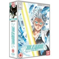 Bleach Complete Series 14 Episodes 292-316 DVD