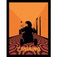 The Shining - Corridor Framed 30 x 40cm Print