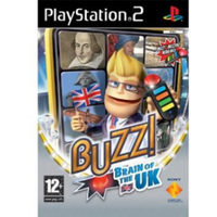Buzz! Brain Of The UK Solus Game