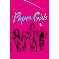 Paper Girls Volume 1 Deluxe Edition Hardcover