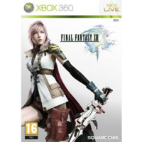 Final Fantasy XIII 13 Game
